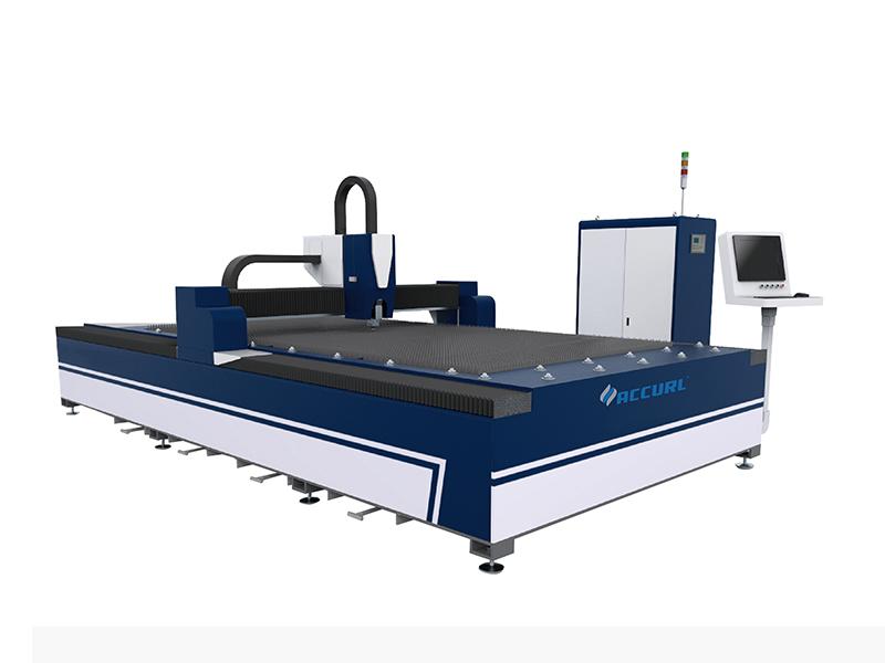 Kinas mest berømte økonomiske og populære billigste QIGO Fiberlaser-skæremaskinepris for skæring af metalplader