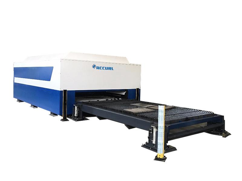 cnc laser skæremaskine video