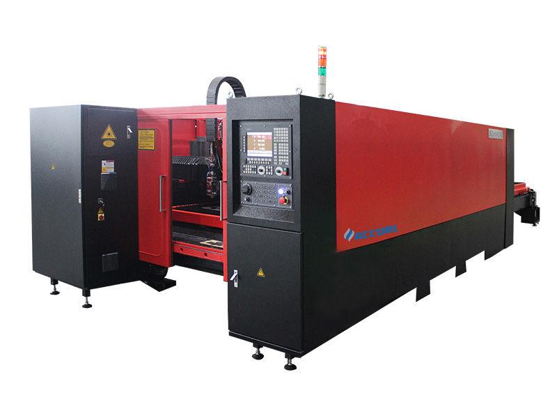 cnc laser metalskæremaskine