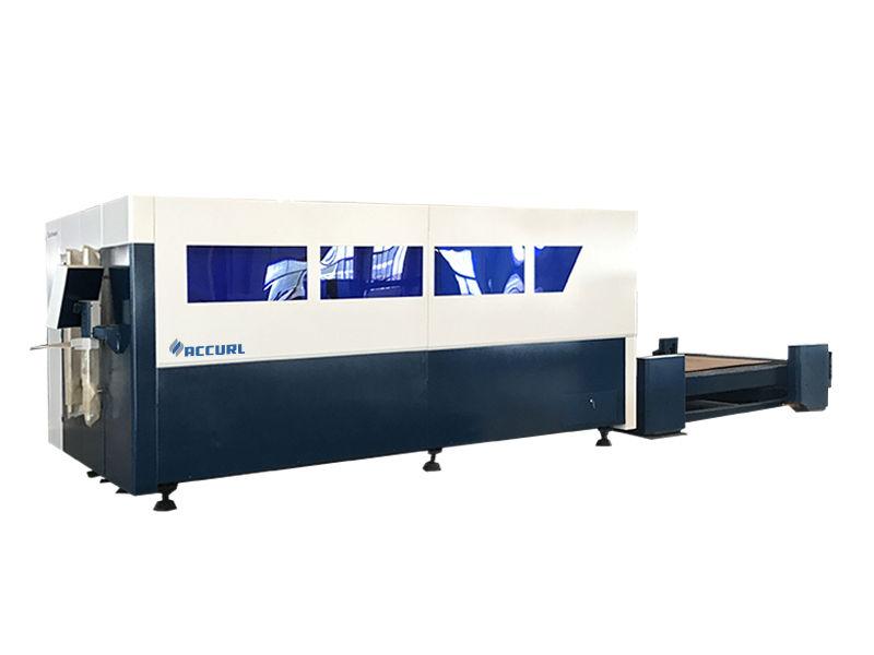 cnc metal laser skæremaskine pris