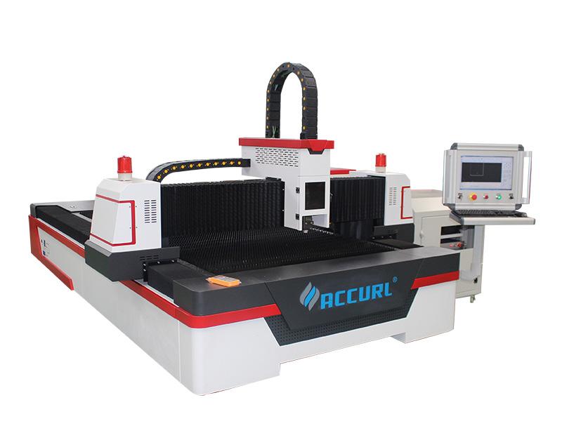 fiber laser skæremaskine