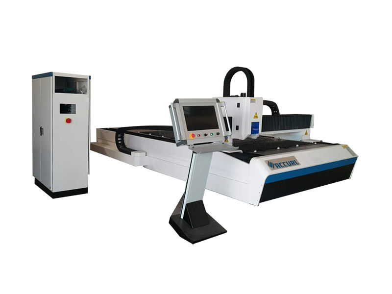 laser cnc maskine