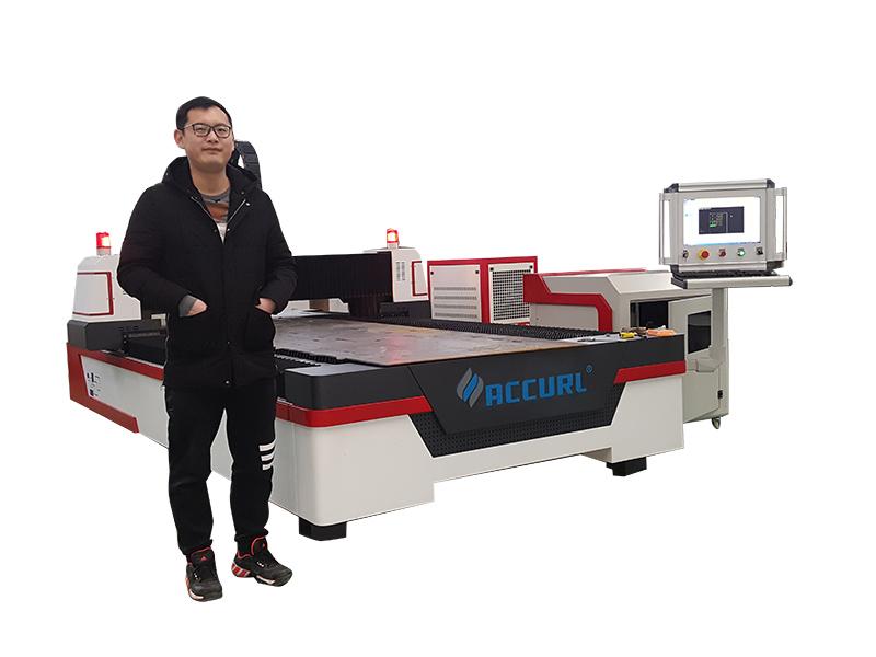 metalrør laser skæremaskine