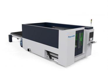 rustfrit stål laser skæremaskine