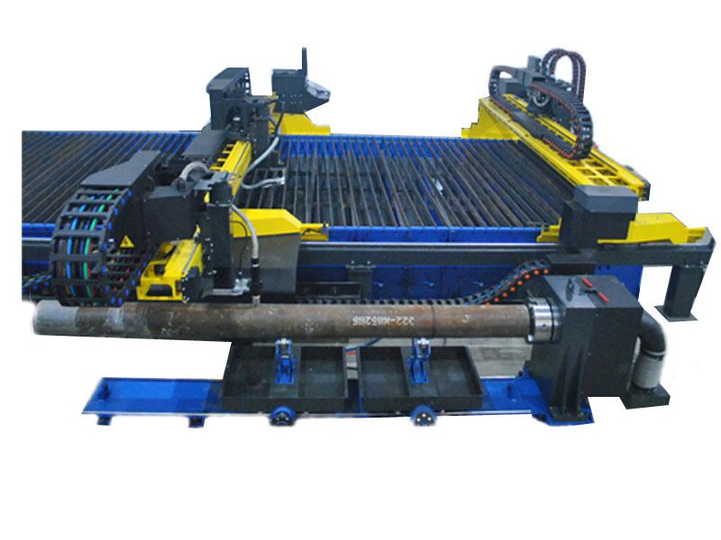 stålrør skæremaskine